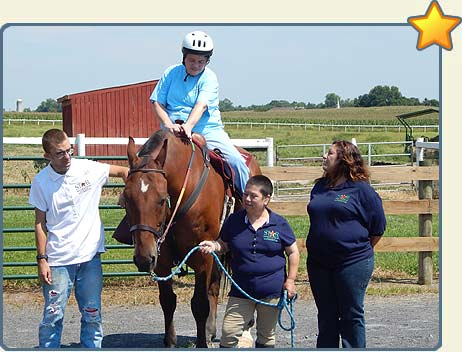Star Community Equestrian Support