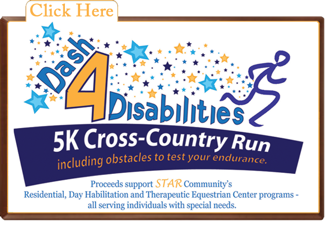 Dash for disabilities